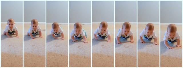 Linus Crawls